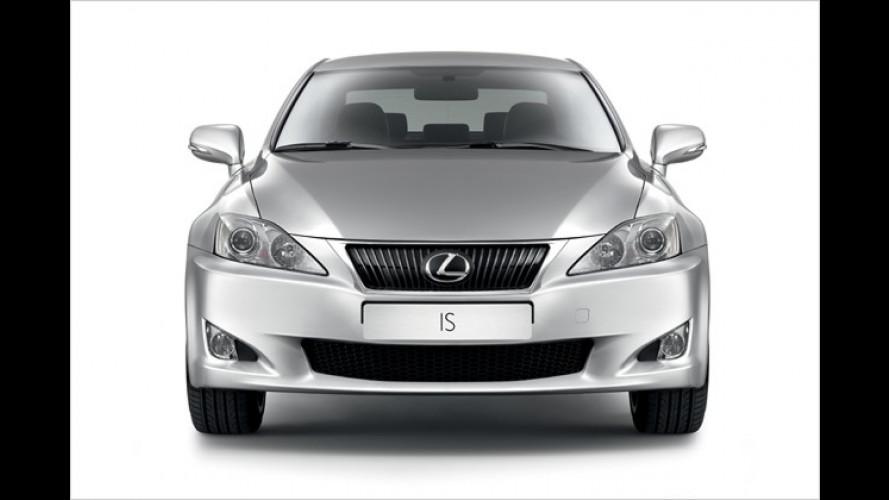 Lexus-Neuheiten in Paris: Weltpremiere für Cabrio IS 250C