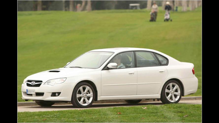 Subaru Boxer-Diesel: Die Preise und technischen Details