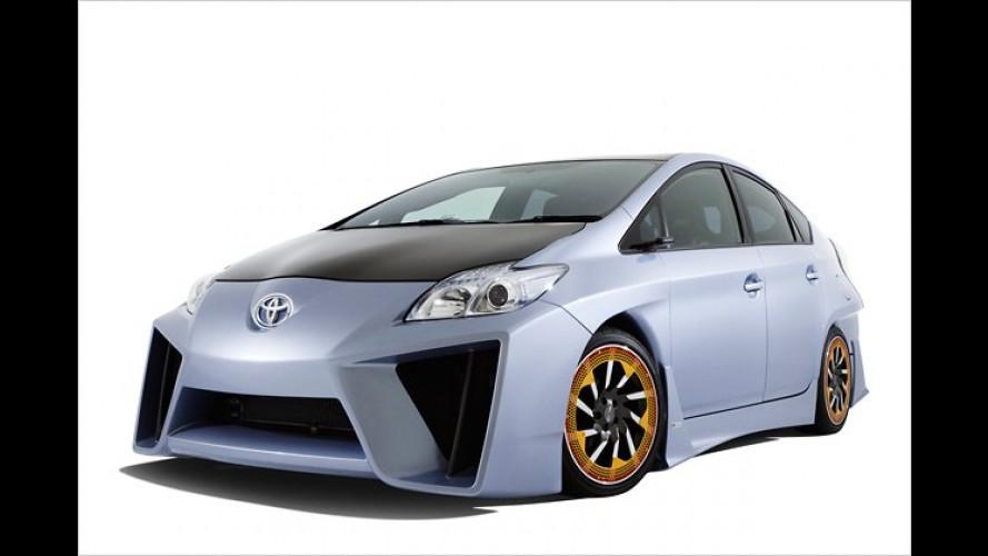 Toyota auf der SEMA: Für Jäger, Angeber und Rennfahrer