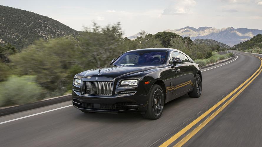 Rolls Royce Wraith 0 60 >> First Drive: 2017 Rolls-Royce Wraith Black Badge