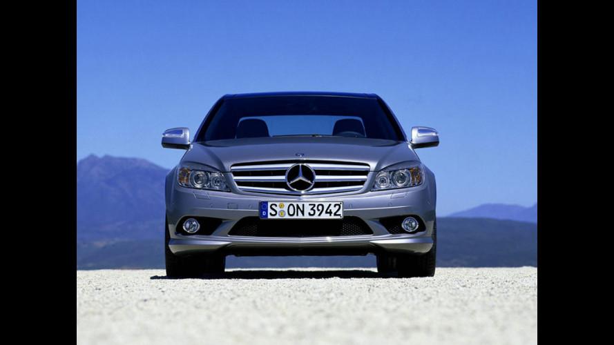 Mercedes presenta i nuovi diesel 4 cilindri