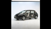 Nissan Leaf - Crash Test negli USA