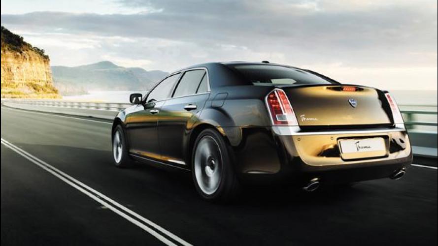 Lancia addio, Chrysler balla da sola