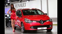 Renault Clio Sporter al Motor Show 2012