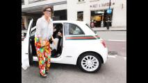 Fiat 500 by Gucci, la presentazione a Londra