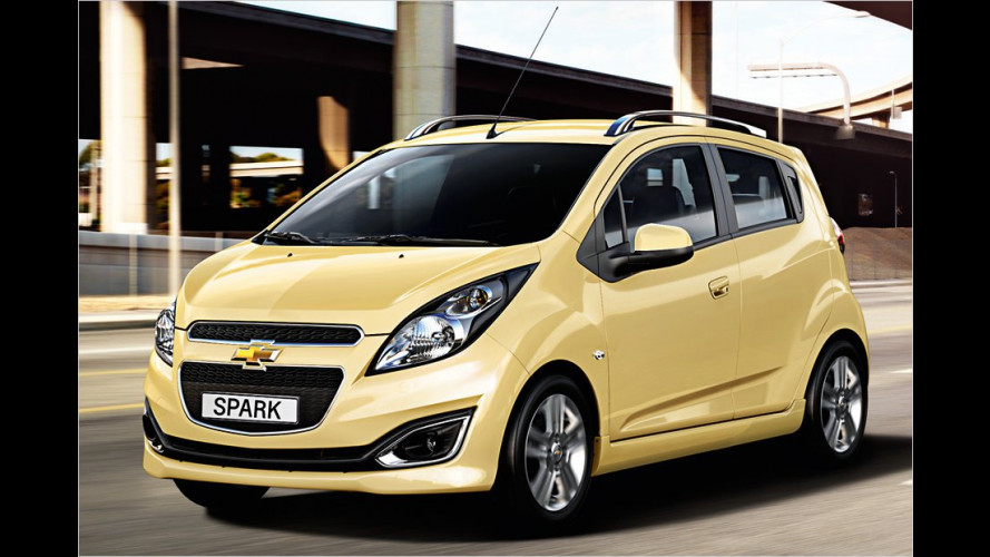 Neue Front für Cityflitzer, neuer Motor für Van