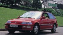 Fourth Generation Honda Civic