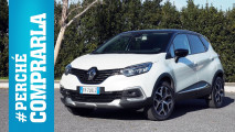 Renault Captur, perché comprarla... e perchè no