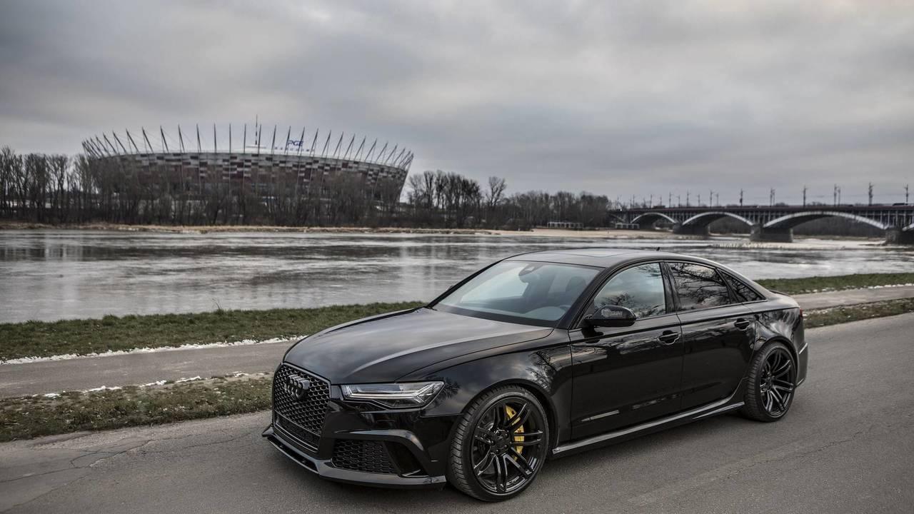 Audi RS 6 de Auditography