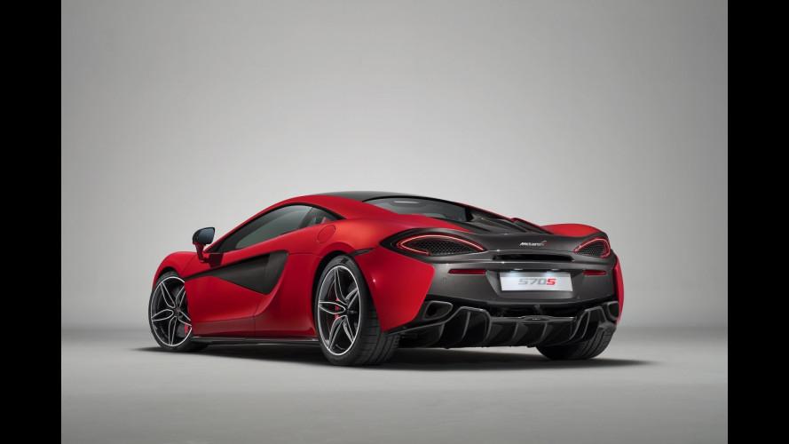 McLaren 570S Design Editions, ancora più esclusiva