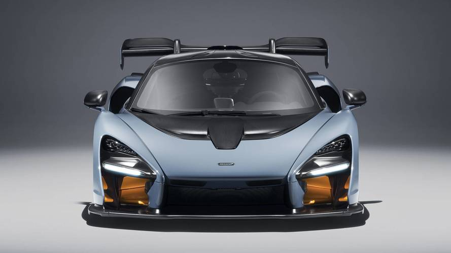 McLaren Senna 2018: el McLaren más salvaje... hasta la fecha
