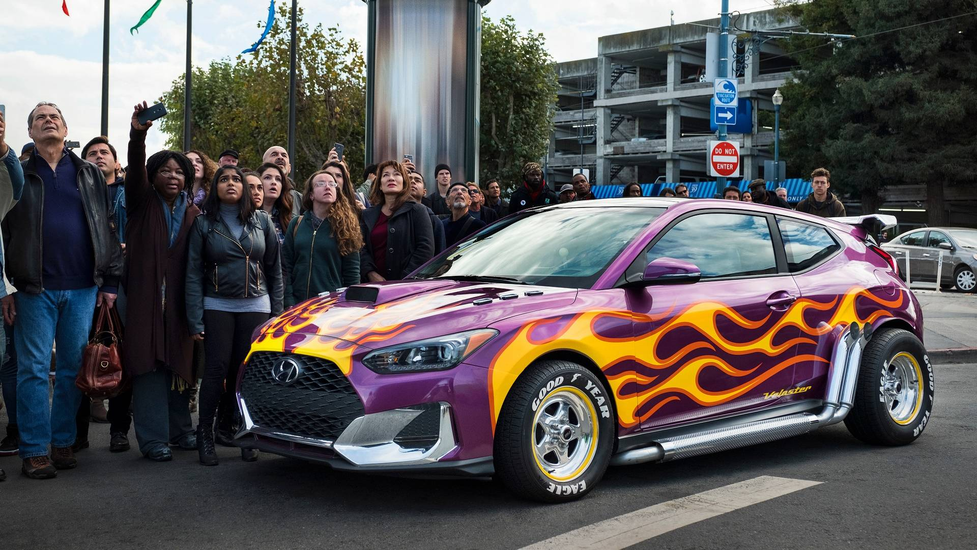 """New Hyundai Veloster To Star In """"Ant Man And The Wasp"""""""