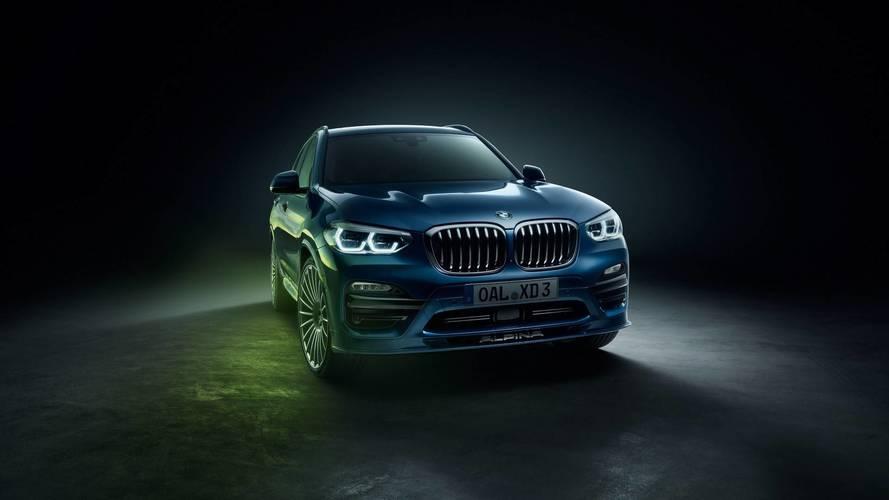 Dizel bir BMW X3 M bekleyenler için Alpina XD3 geldi