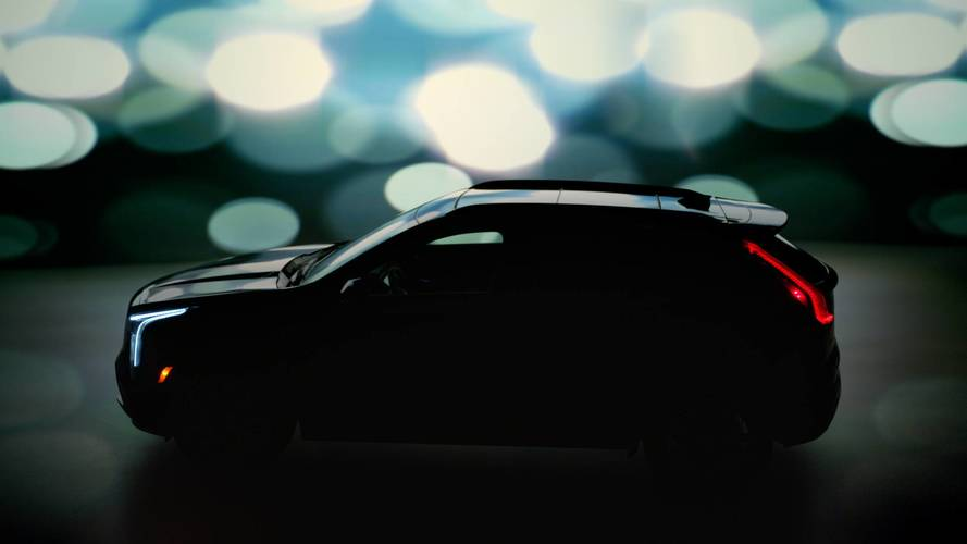 Cadillac XT4 Goes Hollywood With A Teaser Spot During The Oscars