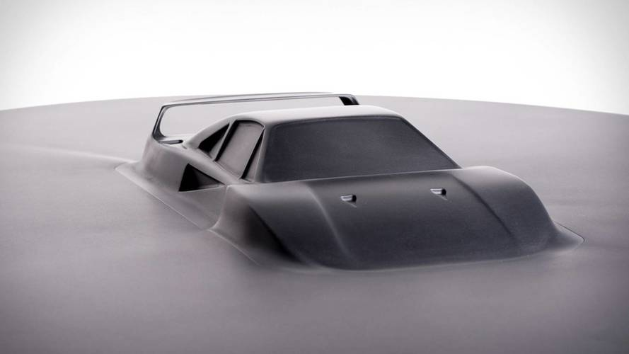This Aluminum Ferrari Coffee Table Starts At $20,000