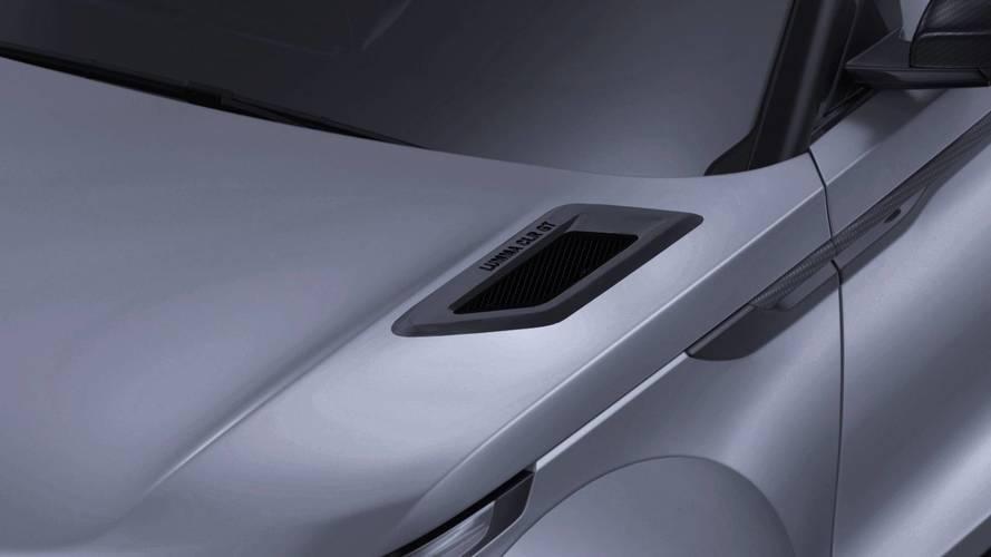 Range Rover Velar par Lumma Design