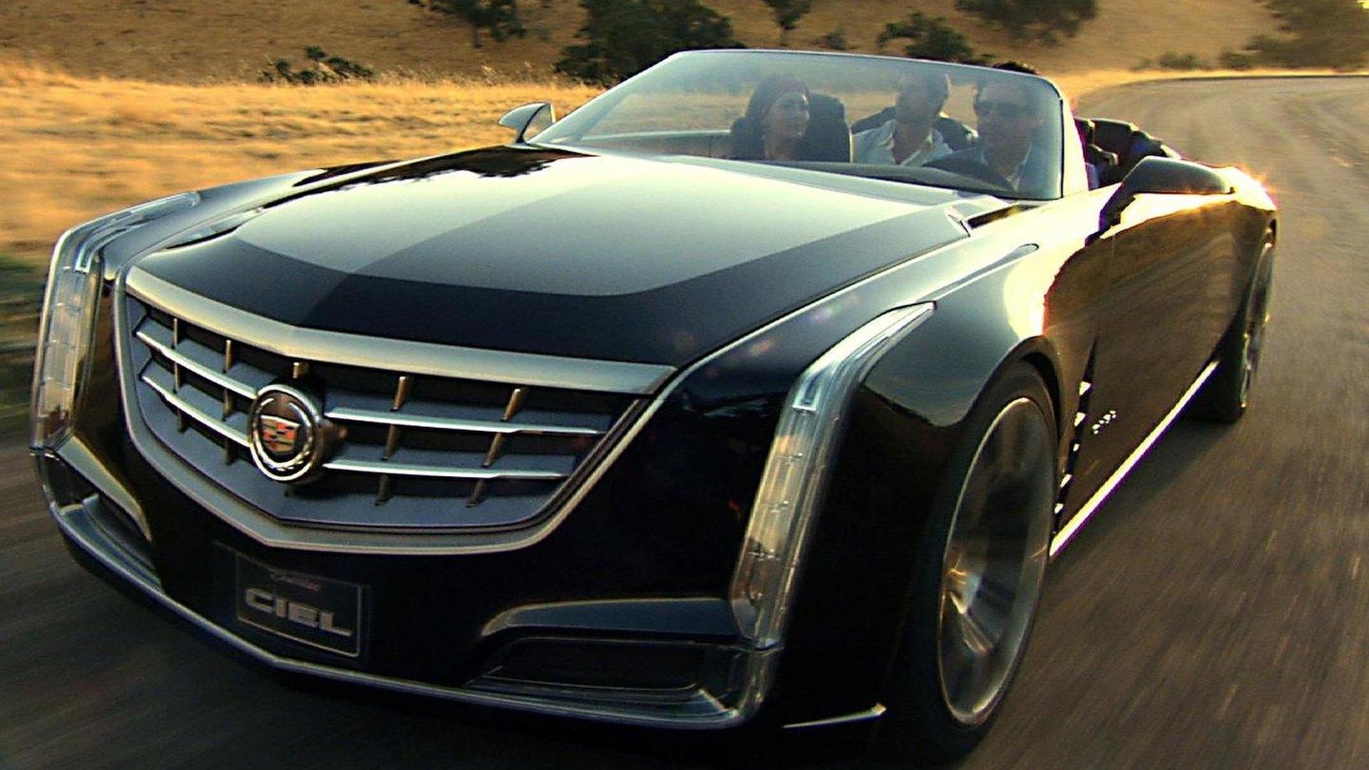 Cadillac Ciel concept returns in the Entourage movie video