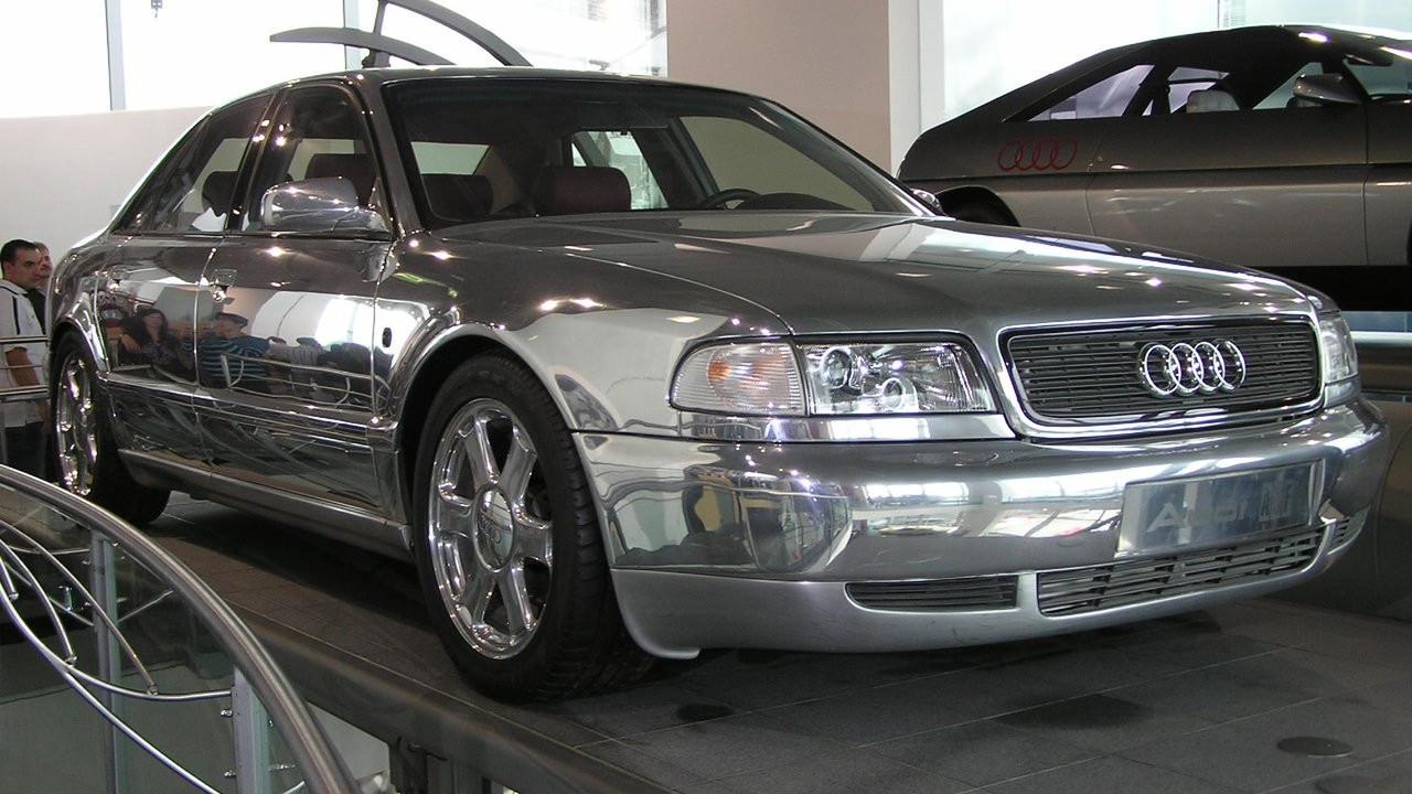 1993 Audi Space Frame concept