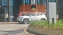 Jeep Compass 2017 photos espion