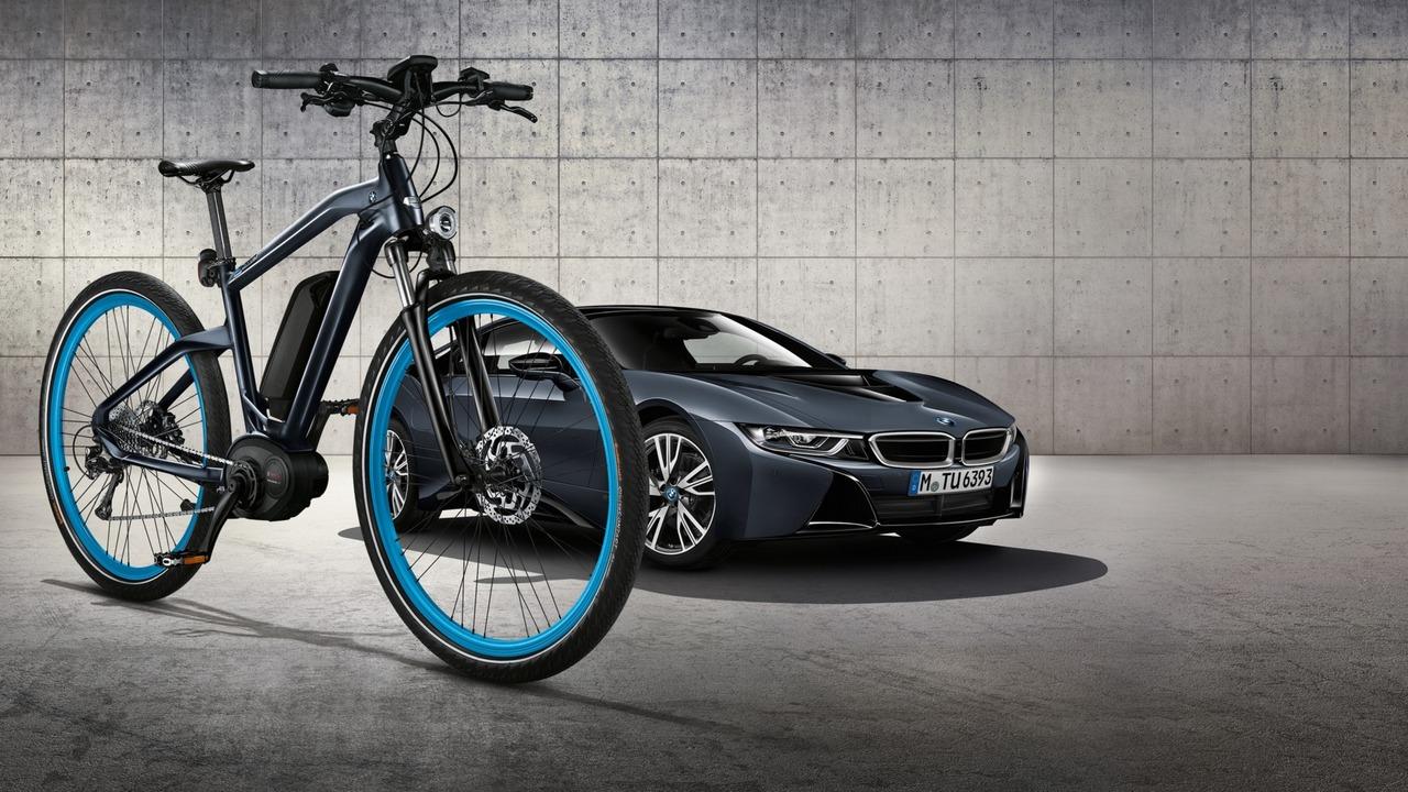 BMW Cruise e-Bike Limited Edition