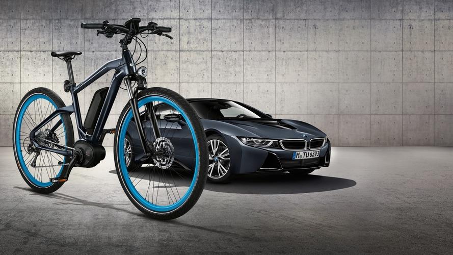 BMW Cruise e-Bike Limited Edition - un
