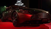 Soirée de lancement de l'Aston Martin DB11 à Osaka au Japon