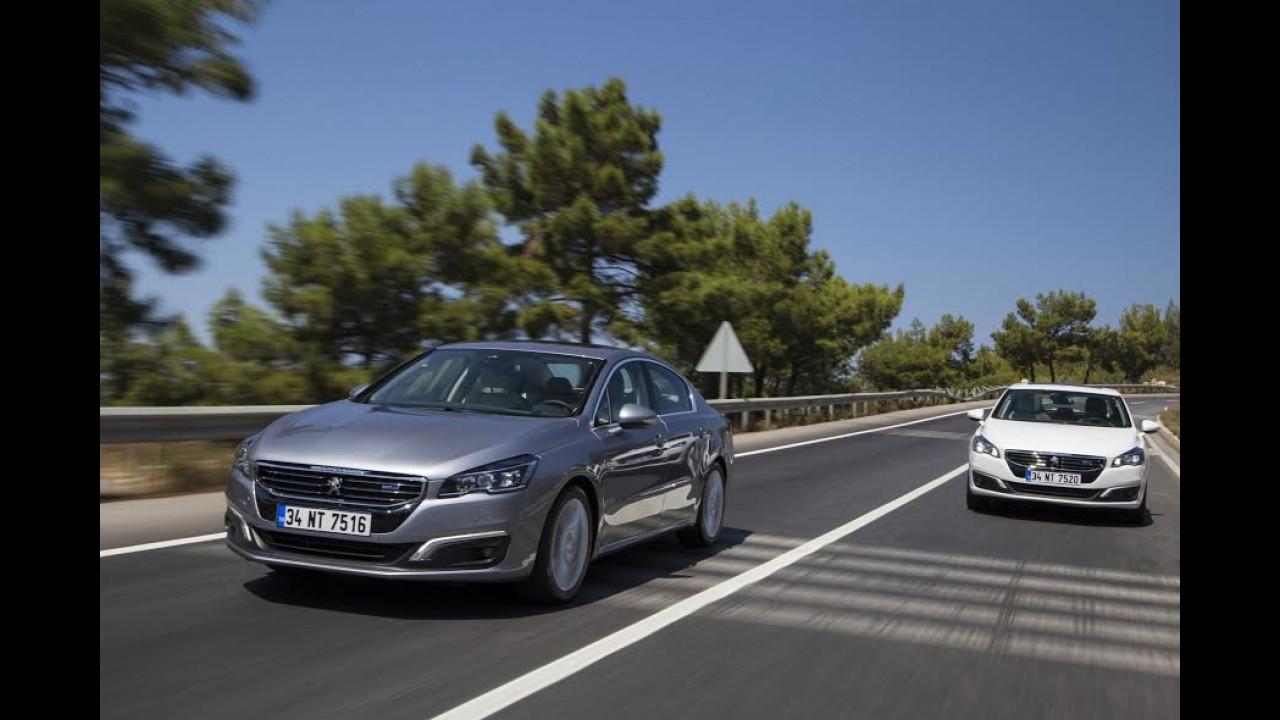 Peugeot'dan Tam Otomatik Dizel 508 BlueHDi EAT6