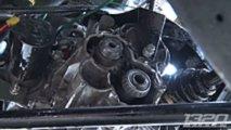 Twin-engine VW GTI VR12