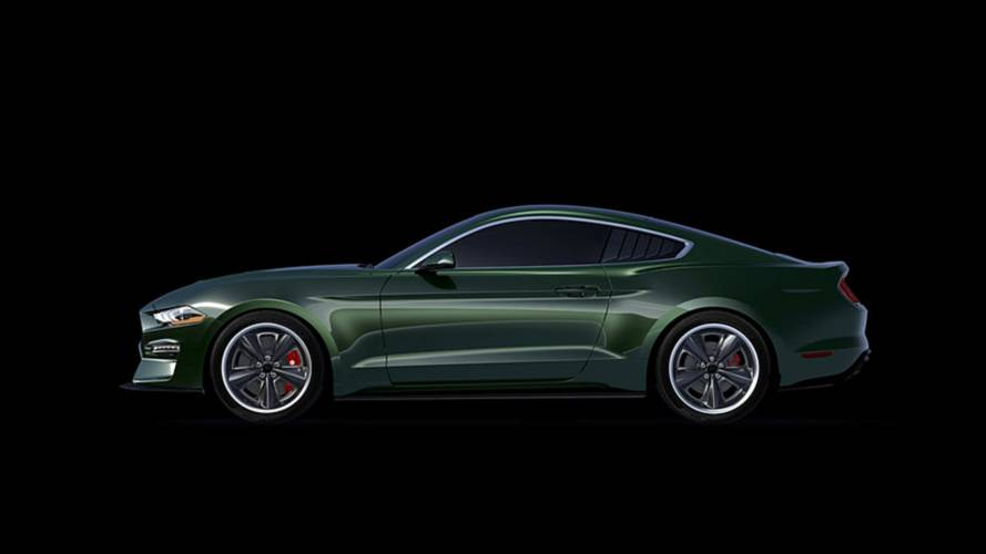 Steeda's 775-HP Steve McQueen Edition Bullitt Mustang Has More Bite