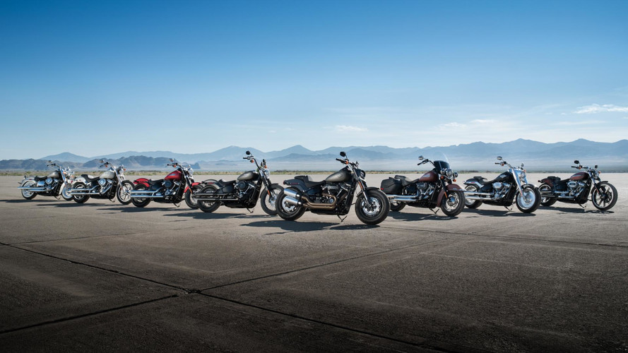 Harley-Davidson 2018 - Une histoire de famille(s)