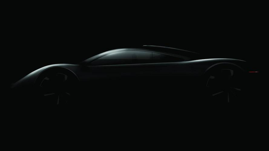 McLaren F1 Designer Talks About New Mid-Engined Coupe