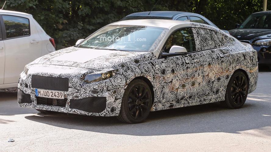 La BMW Série 2 Gran Coupé surprise pour la première fois