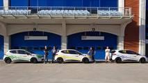 Intercity Clio Cup Motor1 Test Sürüşü
