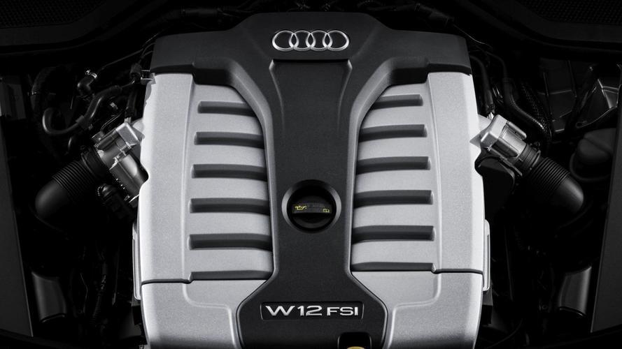 Az Audi szerint szükségtelenné válnak a V10-es és W12-es motorok