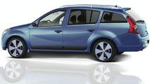 Dacia Sandero Grand Tour