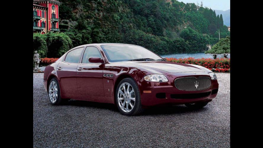 Maserati Quattroporte NM