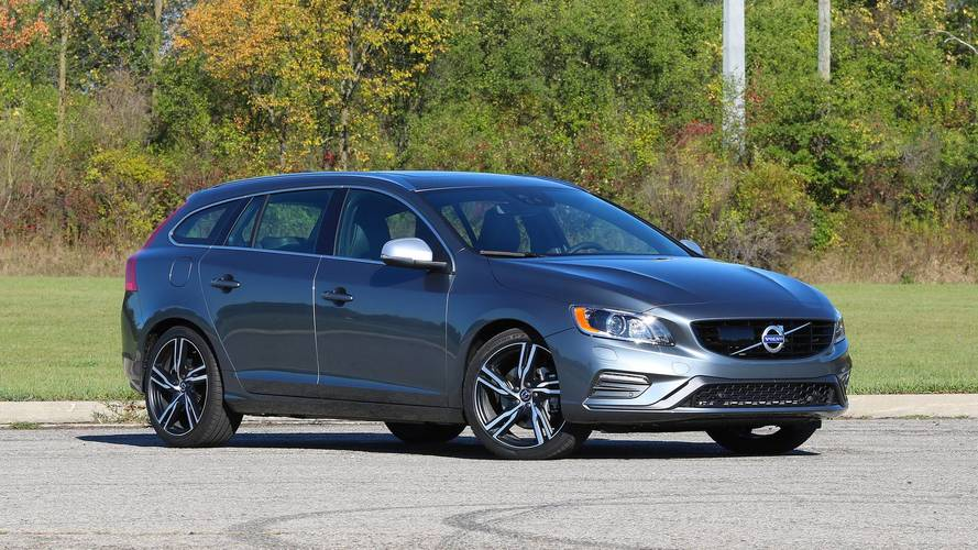 2018 Volvo V60 Review: The Cure For SUV Envy