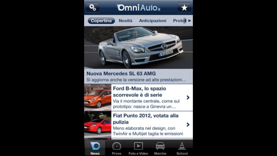 OmniAuto.it è anche su iPhone