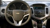 Chevrolet Cruze é eleito