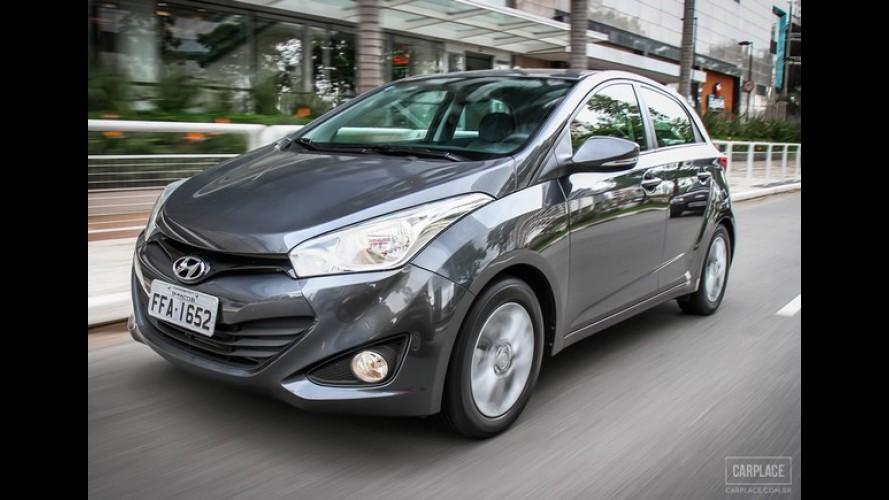 Hyundai atualiza versões do HB20 e divulga tabela de preços com o novo IPI