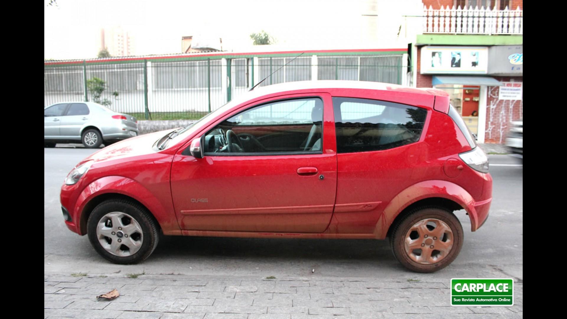 Garagem Carplace Consumo Do Ford Ka  E Comportamento Na Cidade E Na Estrada