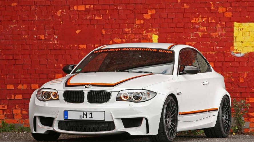 BMW 1-Series M Coupe tuned by APP