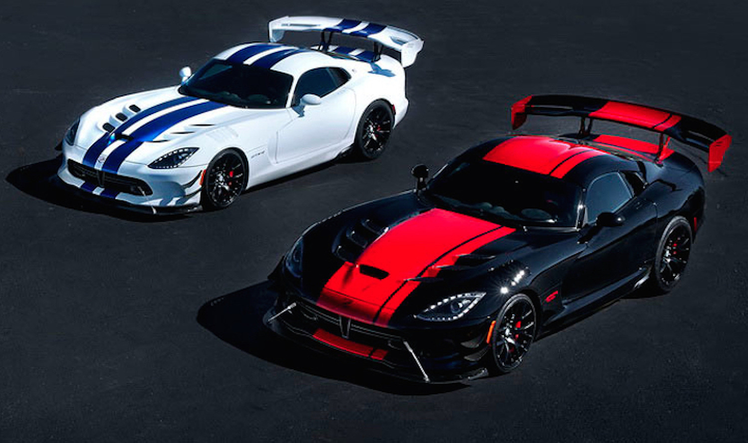 These 5 Dodge Viper Special Editions are a Bittersweet Sendoff