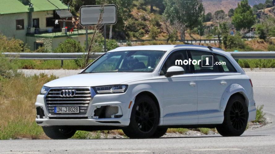 Audi Q8 : le projet se précise