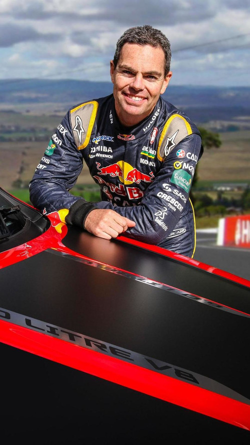 Holden Commodore Craig Lowndes SS V Special Edition revealed [video]