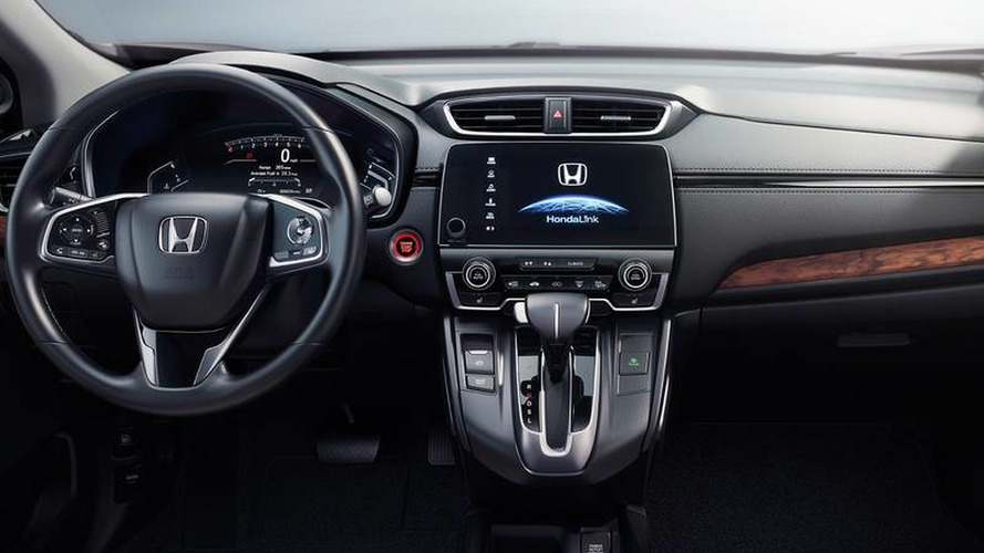 Novo Honda CR-V e Mini Countryman estão na lista dos 10 melhores interiores de 2017