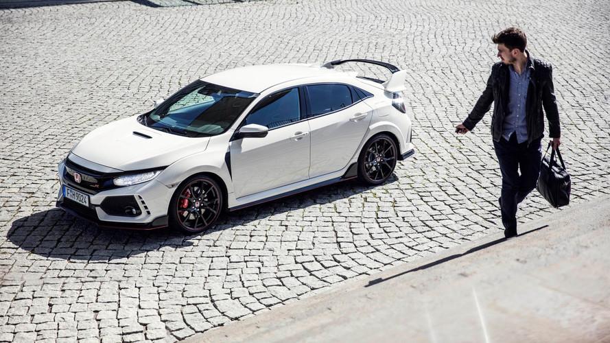 Erősebb Civic Type-R modellen dolgozik a Honda?