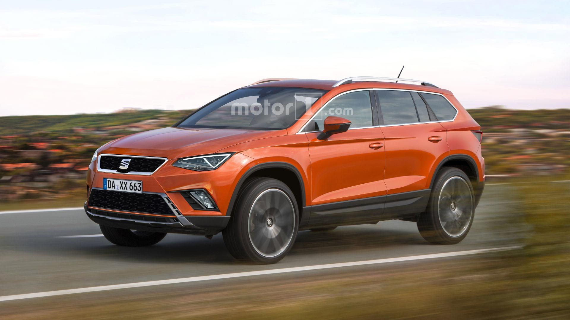 SEAT s Third SUV Could Look Like This