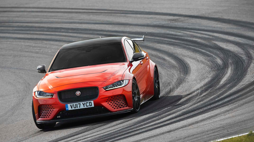 La Jaguar XE SV Project 8 veut déchiqueter ses concurrentes