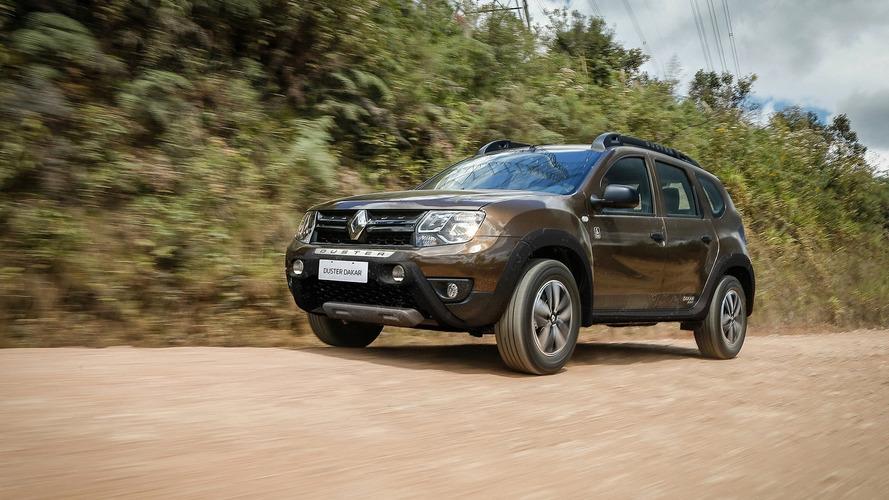 Renault Duster fica até R$ 1.670 mais caro em novo reajuste de preços